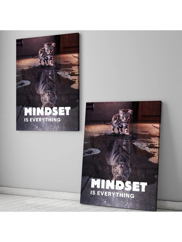 Mindset is everything  (Tiger)_MND670_1