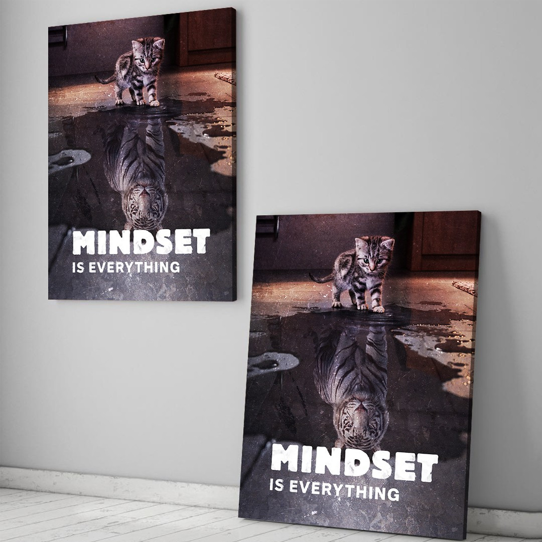 Mindset is everything  (Tiger)_MND670_1