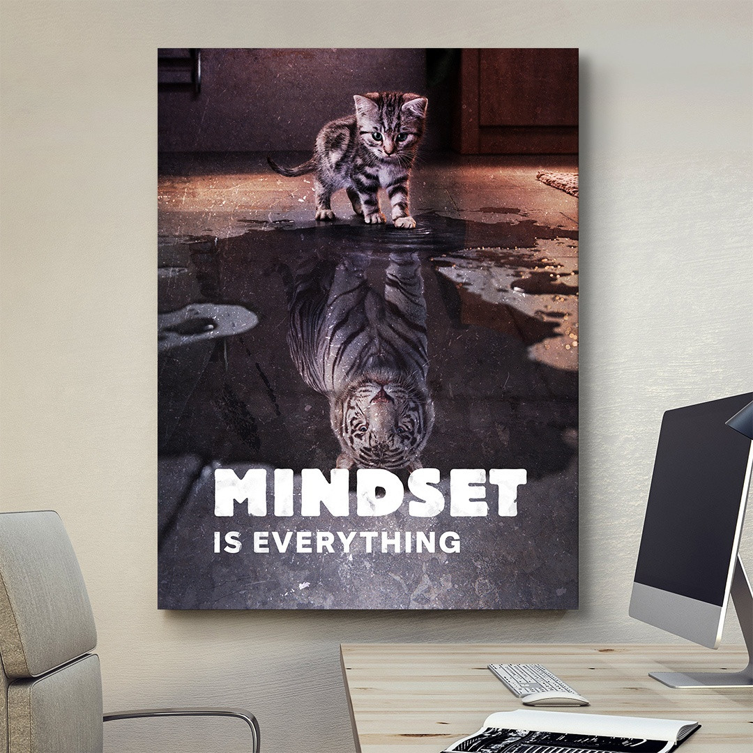 Mindset is everything  (Tiger)_MND670_2