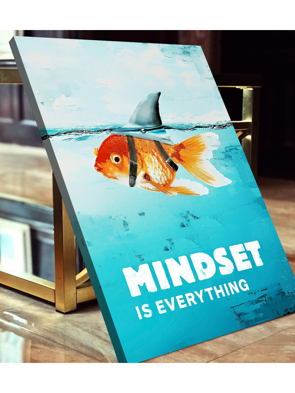 Mindset is everything (Shark)_MND680_2