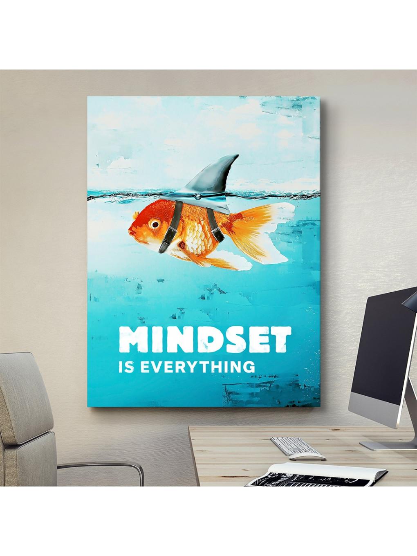 Mindset is everything (Shark)_MND680_1