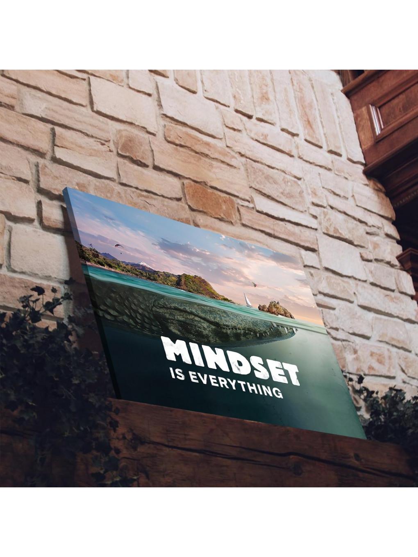 Mindset is everything (Crocodile)_MND690_3