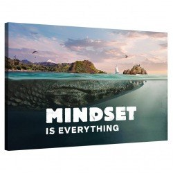 Mindset is everything (Crocodile)
