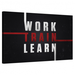 Work Train Learn