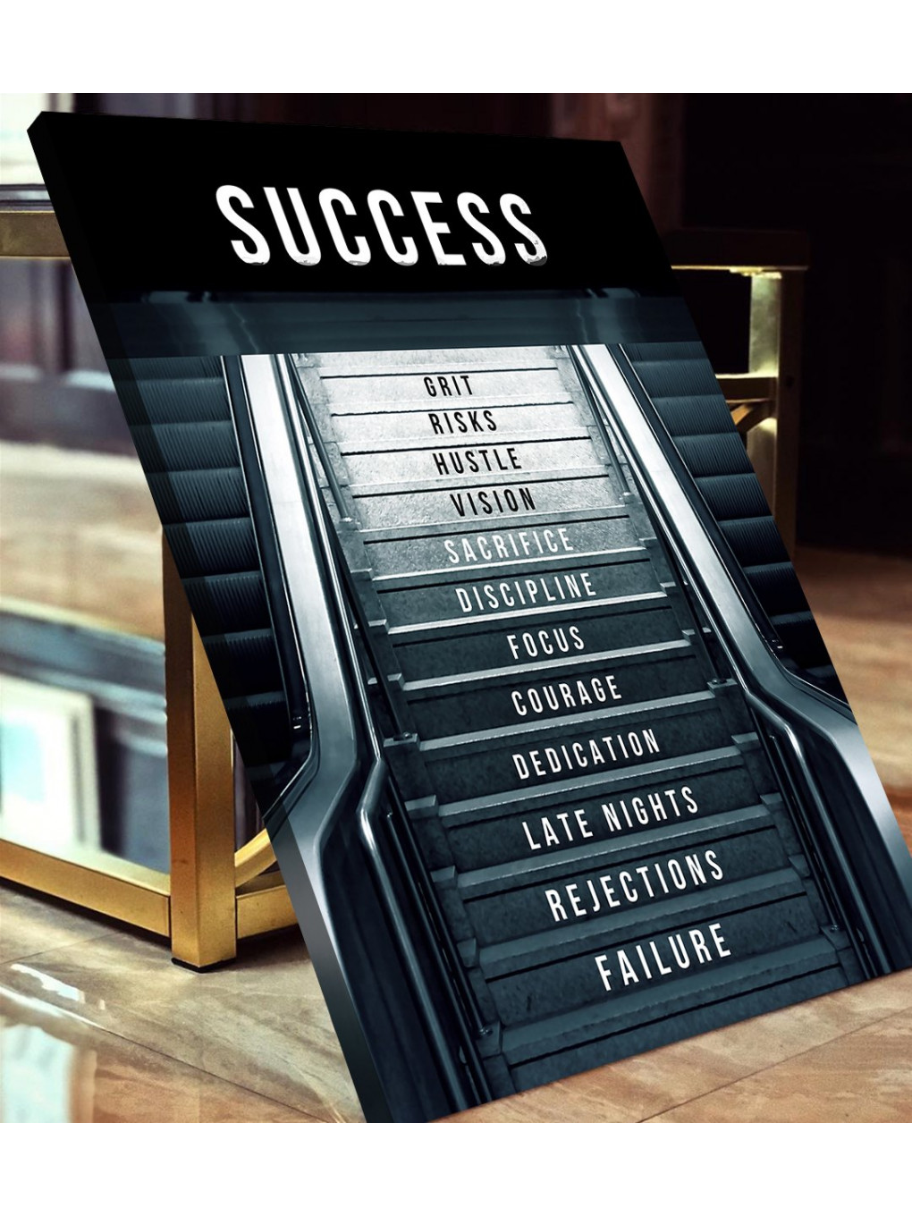 Take the Stairs - Success_SUC084_1