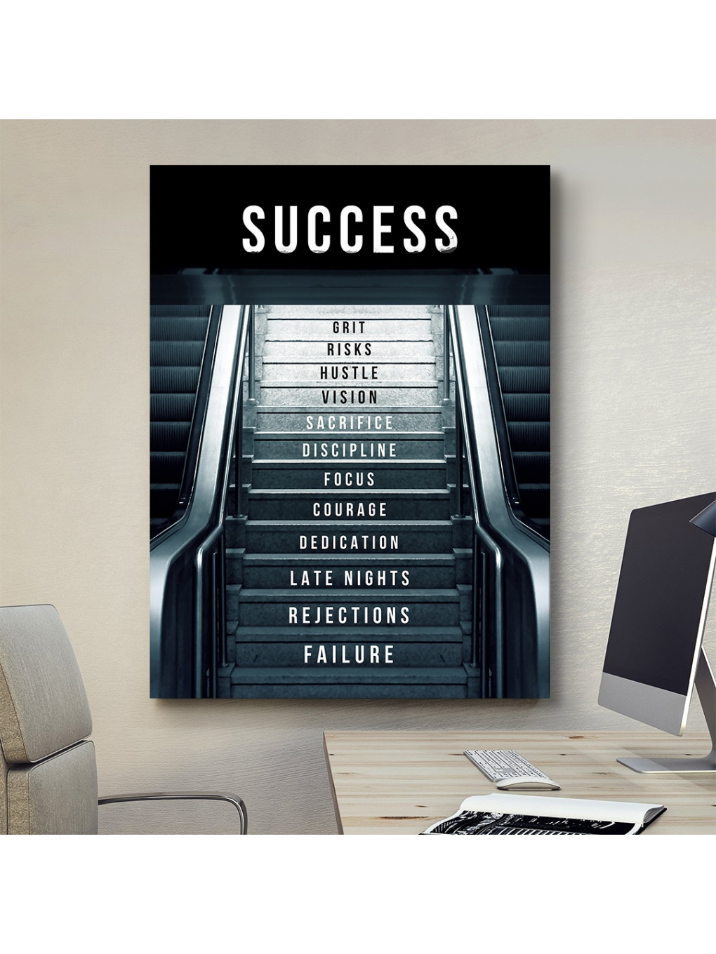 Take the Stairs - Success_SUC084_2