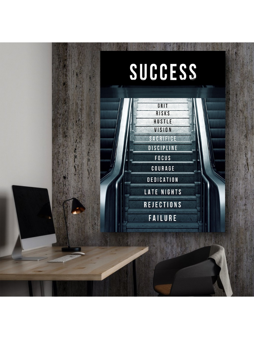 Take the Stairs - Success_SUC084_5