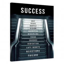 Take the Stairs - Success
