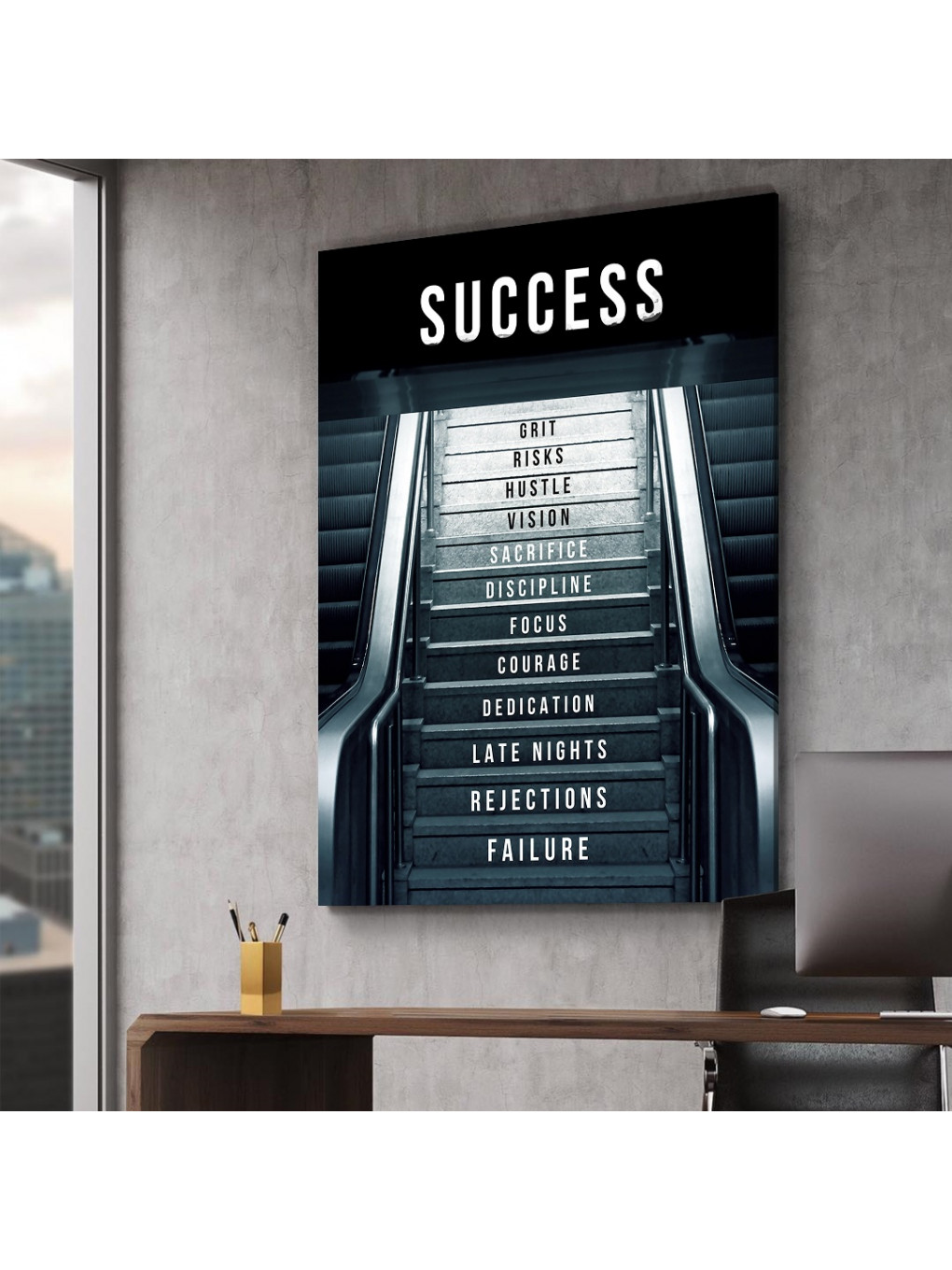 Take the Stairs - Success_SUC084_6