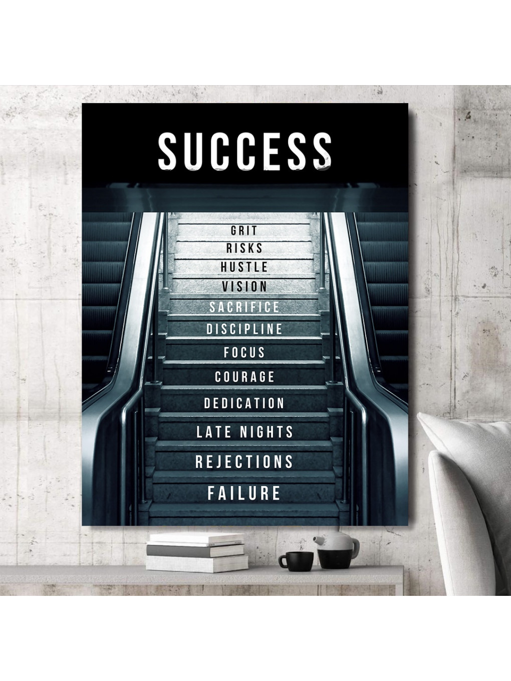 Take the Stairs - Success_SUC084_3